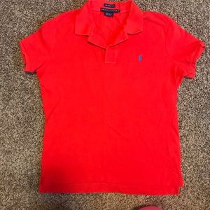 "Ralph Lauren ""The skinny polo"" size XL"
